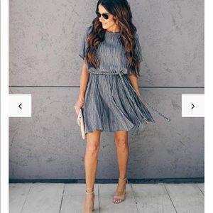 Vici Charcoal Dress